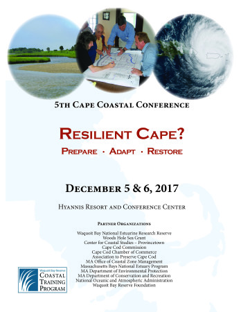 2017 Cape Coastal Conference Announcement1