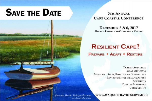 2017 Cape Coastal Conference_Save the Date