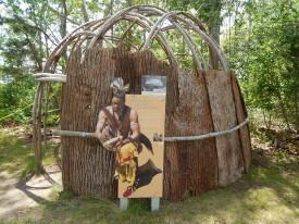 Wampanoag Wetu