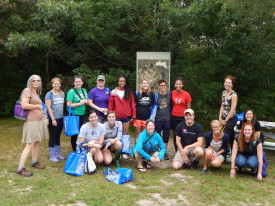 Students: Watershed Stewardship in Action