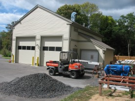 Maintenance Bldg-New